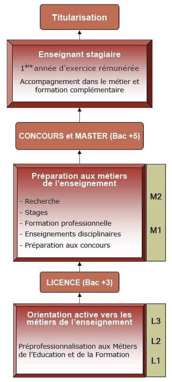 Article 2 Comment Devenir Enseignant Le Cursus Et Le Mien En