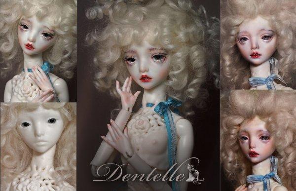 Angel Egg Dentelle (infos/doll que je n'ai pas)