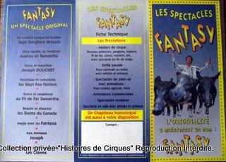 Cirque FANTAZY
