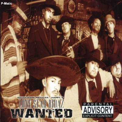 Lone Star Ridaz - Wanted