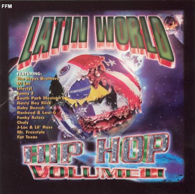 VA - Latin World Hip Hop Volume II