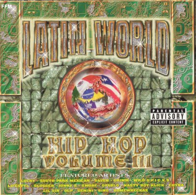 VA - Latin World Hip Hop Volume III