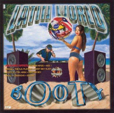 VA - Latin World Booty