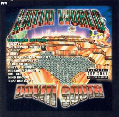 VA - Latin World Down South