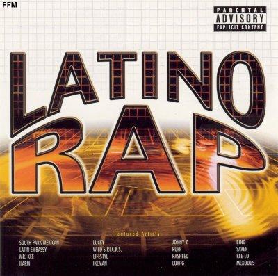 VA - Latino Rap