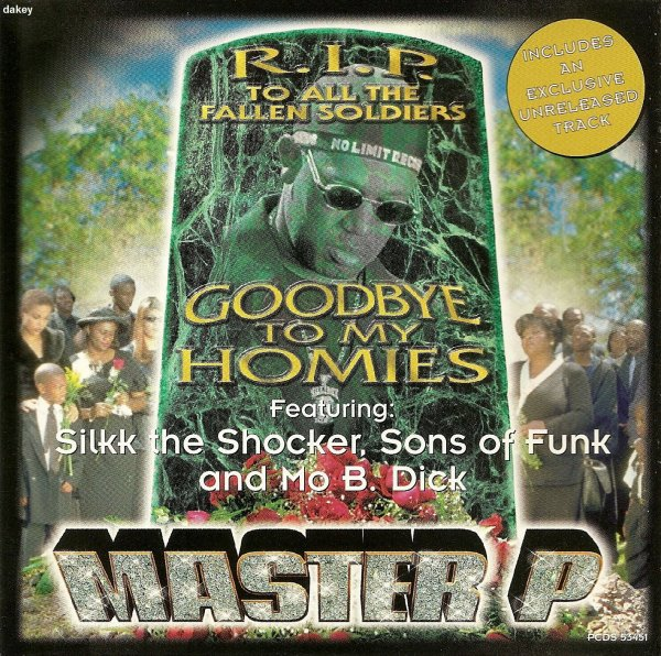 Master P - Goodbye To My Homies *single*