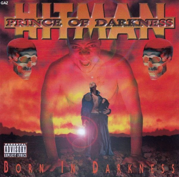 Hitman Prince Of Darkness - Born In Darkness