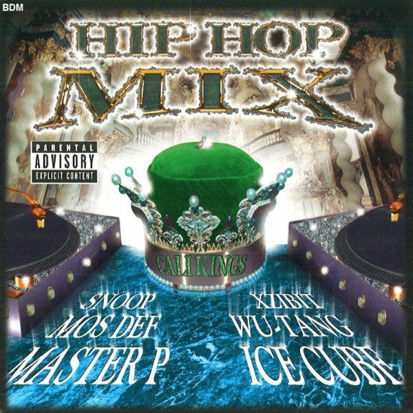 VA - Cali Kings - Hip Hop Mix