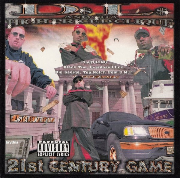 D.L. & Tha High Priced Clique - 21st Century Game
