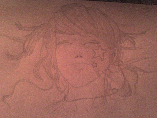 dessin de moi fait pour Anne