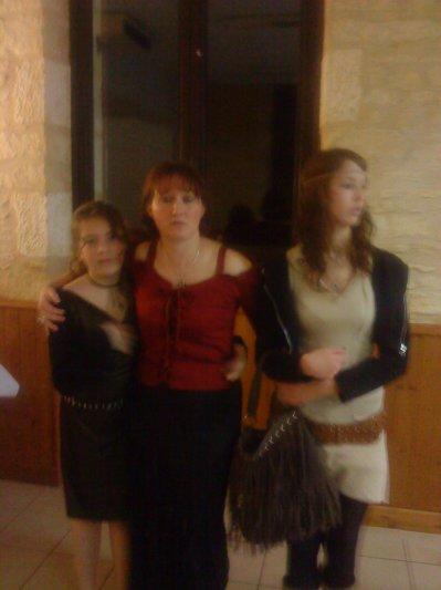 ma soeur ma mere et moi