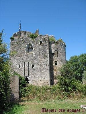 Le Château de Machecoul