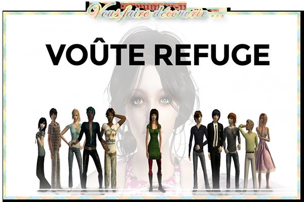 Découverte histoire : Voûte-Refuge