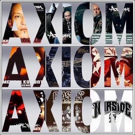 AXIOM - Sa Carrière Musicale -