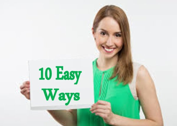 10 ways to lose weight from your face