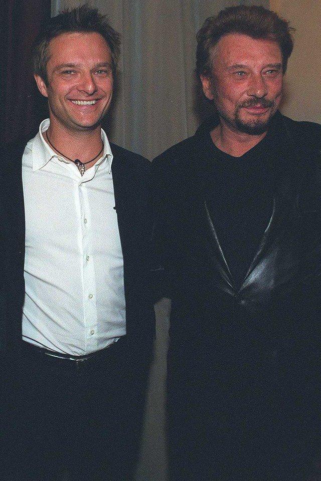David Hallyday & Johnny Hallyday