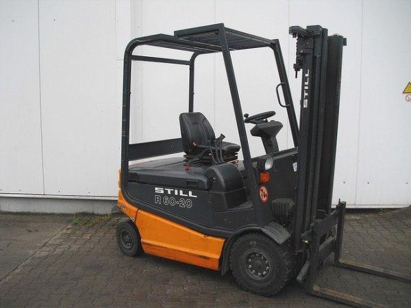 chariot élévateur catégorie 3 R389