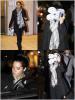 _17/11 ; Ashley se cachant des paparazzis à la sortie de son cours de gym à Vancouver_