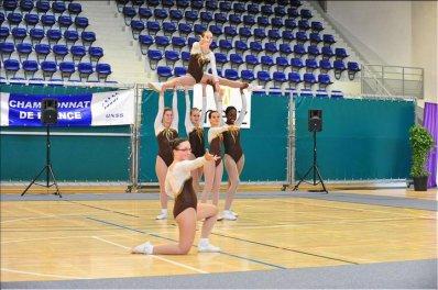 Championnat de France d'Aérobic Metz 2011 ♥