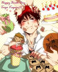 Happy Birthday(en retard) Taiga kun !! 3