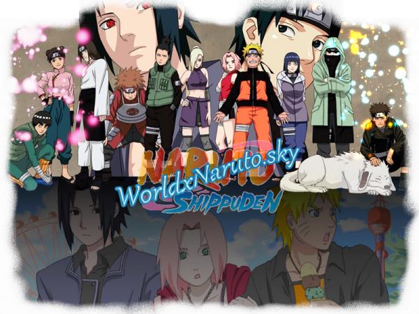 Bienvenue sur WOrldxNaruto ! . . . .  Blog sur naruto et autres.