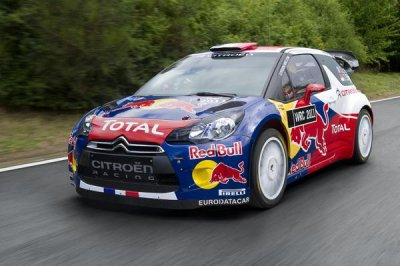 WRC DS3