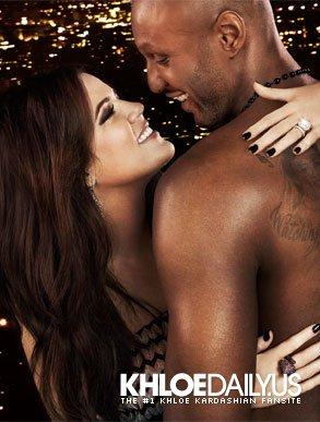 Khloe et Lamar joli Grand couple lol