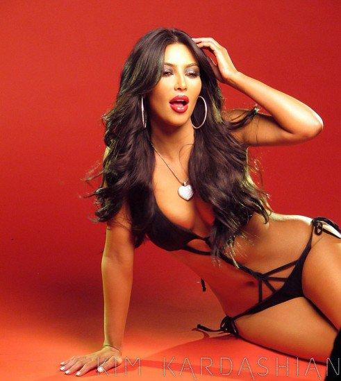 Deux photos magnifique et sexy de Kim !!!