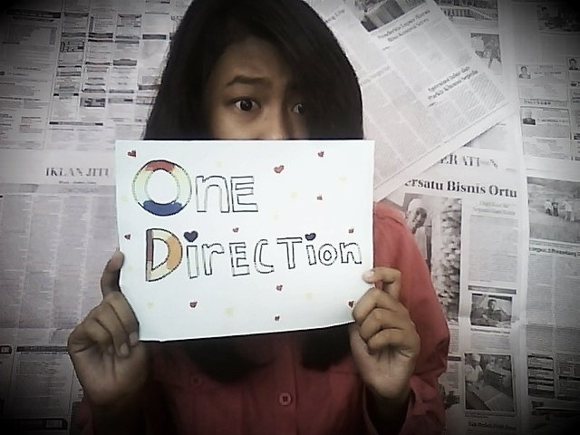 One Direction, change my world