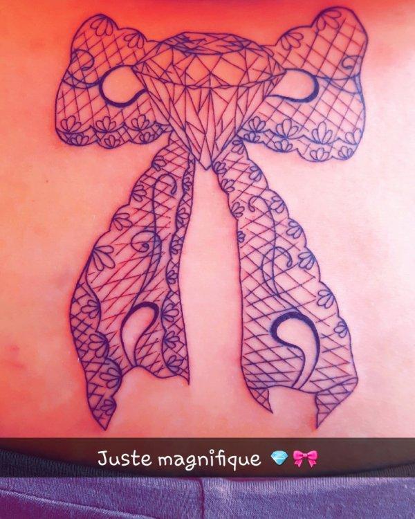 Mon nv tatouage