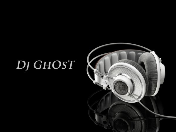 Casque Dj GhOsT