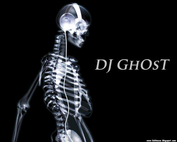 squelette Dj GhOsT