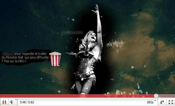 Trailer Monster Ball + JUDAS en live !