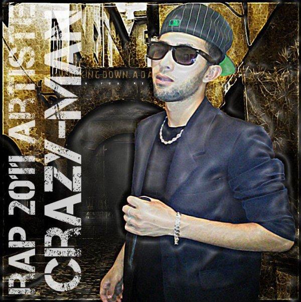 Crazy-Man Feat Cobra-Boy ( Mabaghich ) (2012)