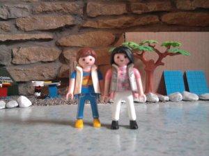 Les couples du village