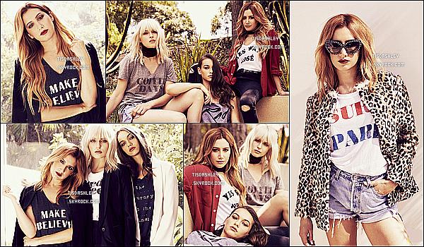 *  Découvrez un lookbook d'Ashley T. pour son site de vêtements «  ShopSignorelli »  ! .  *