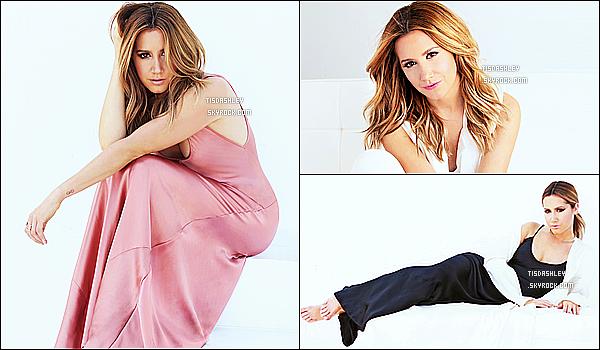 *  Découvrez un photoshoot d'Ashley pour le magazine « New You - Summer Issue  »  !  *