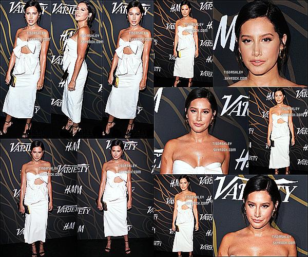 * 08/08/17 : Ashley a assisté à l'évément « Variety Power of Young Hollywood » se déroulant à Los Angeles. Plus tard, Ashley est allée dîner avec Christopher toujours à Los Angeles. Ashley est resplendissante. Je suis fan de sa mise en beauté, donc un Top  *