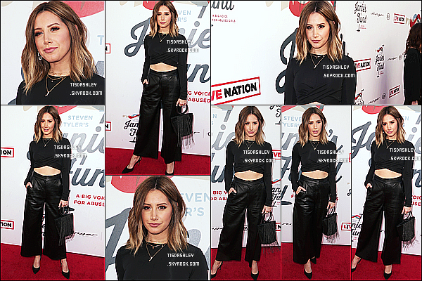 * 28/01/18 :    Ashley T. au « Inaugural Janie's Fund Gala And Grammy Awards Viewing Party » - à Los Angeles. Ca fait plaisir d'avoir un événement d'Ashley, on en a pas souvent. Elle est vraiment magnifique. Je suis fan de la tenue qu'elle porte. Donc Top pour moi.  *