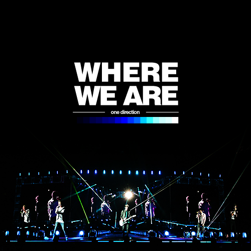Where We Are Tour Book