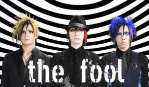 la tournée Européenne du groupe The Fool
