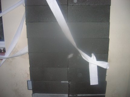 mur de parpint