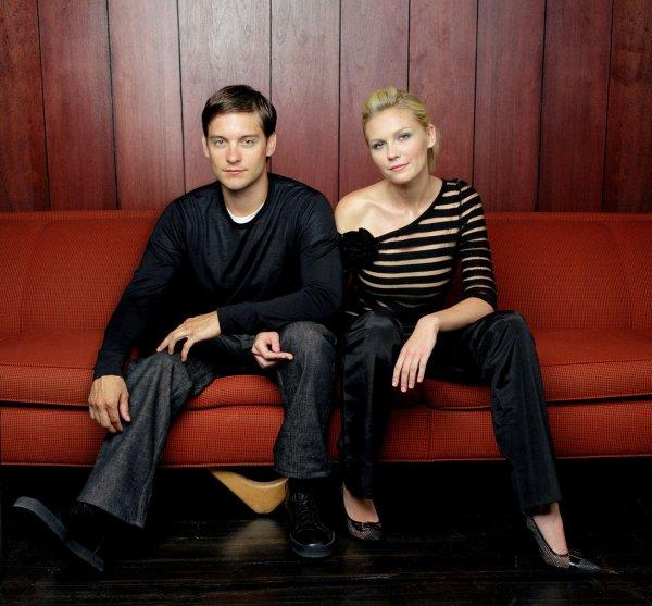 Kirsten Dunst & Tobey MaGuire
