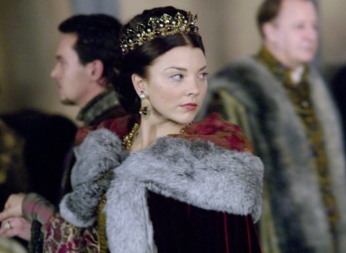 Anne Boleyn serie The Tudors