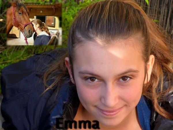 ~Personnage numéro 1 : Emma