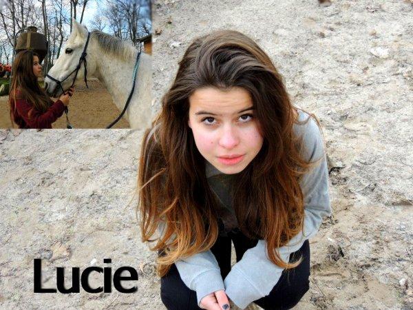 ~Personnage numéro 2 : Lucie