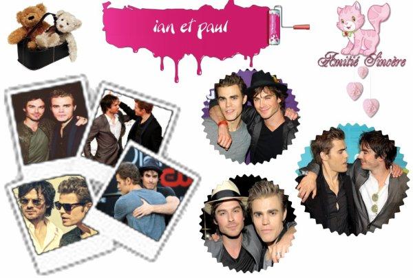 Ian et Paul