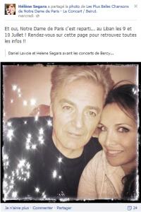 Toute l'actualité d'Hélène Ségara ♥