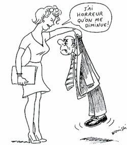 HARCELEMENT AU TRAVAIL  (témoignage)