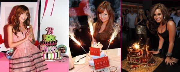 Quelle est ta photo d'anniversaire prefere ?
